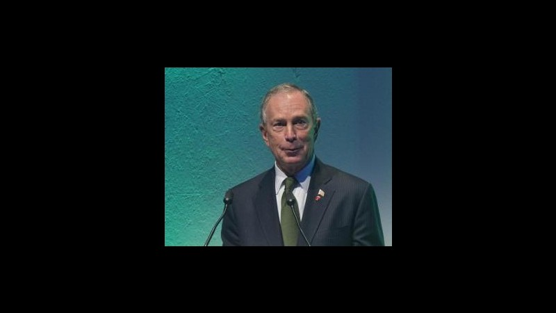 Bloomberg: New York ha fatto bene a prepararsi ad arrivo Irene