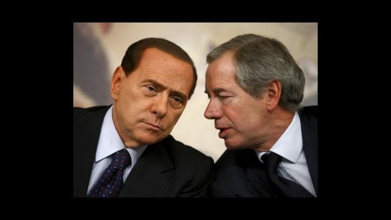 Caso escort, Berlusconi presentò Bertolaso a Tarantini