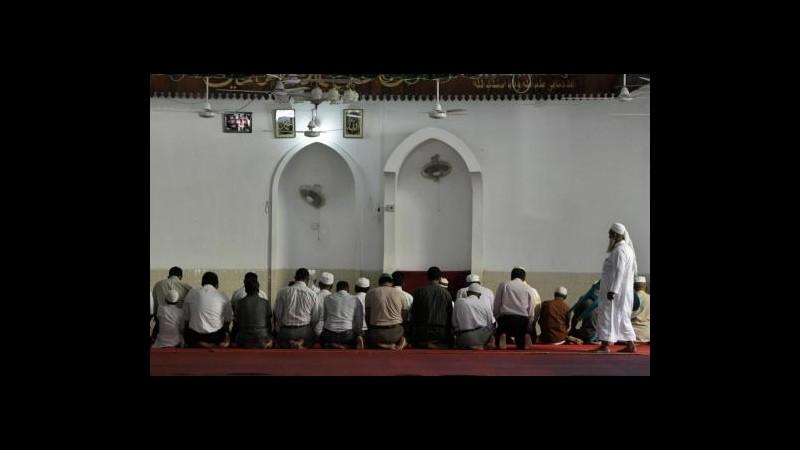 Sri Lanka, moschea sarà demolita dopo proteste:è in area sacra buddista