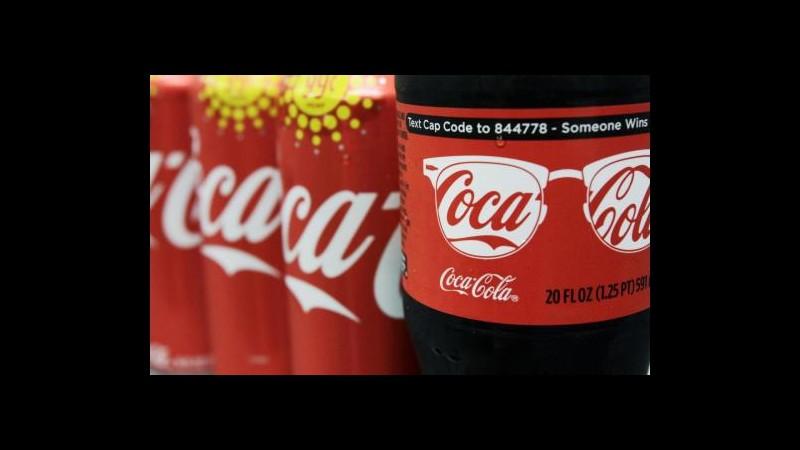 Francia, Coca Cola blocca investimento: No a tassa contro bevande