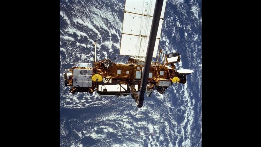 Satellite cadente, Nasa: Si è schiantato nella parte sud del Pacifico