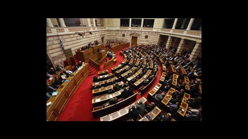 Grecia, Parlamento approva tassa su immobili da pagare in bolletta