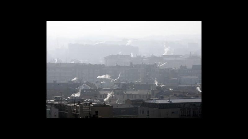 …Torino la più inquinata d'Italia