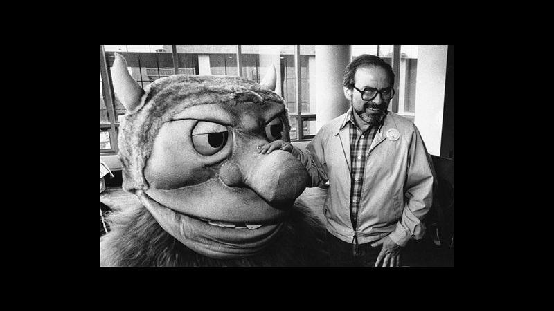 Morto Maurice Sendak, autore di 'Nel paese dei mostri selvaggi'