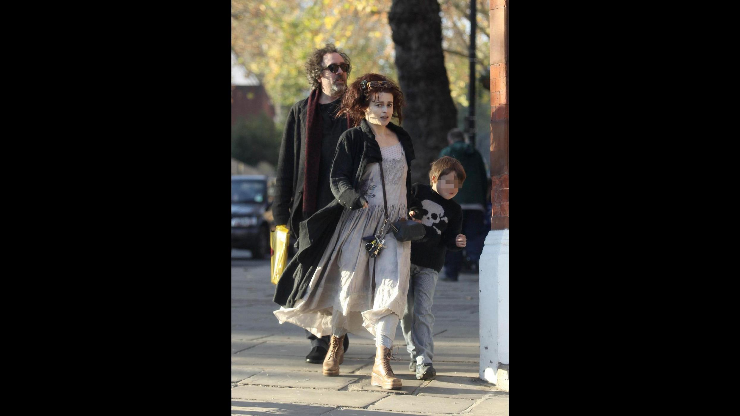 Helena Bonham Carter: Sono troppo pigra per sposarmi