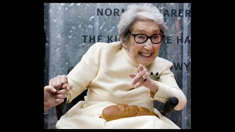 Usa, è morta l'attrice Frances Bay, la nonna di Fonzie in Happy Days