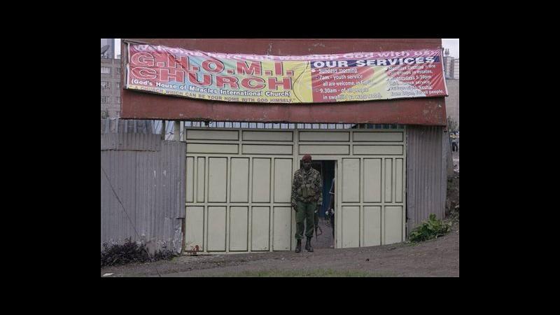 Attacchi ai cristiani in Kenya e Nigeria: 8 morti, decine feriti