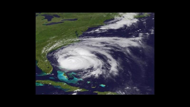 Uragano Irwin si forma nel Pacifico con venti a 130 chilometri orari