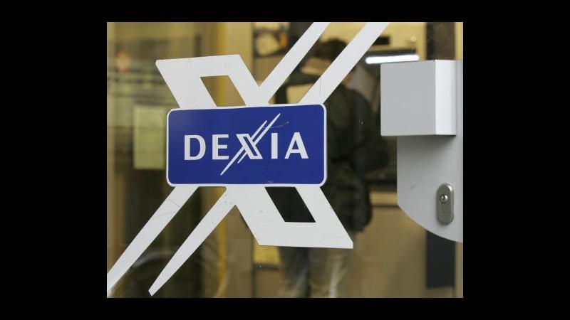 Dexia, meeting governo Belgio su possibili garanzie statali