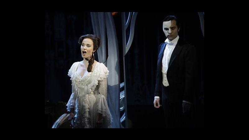 Il musical 'Il fantasma dell'opera' compie 25 anni