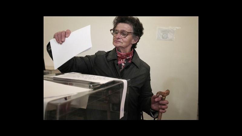 Bulgaria, exit poll: Per le presidenziali si va al ballottaggio