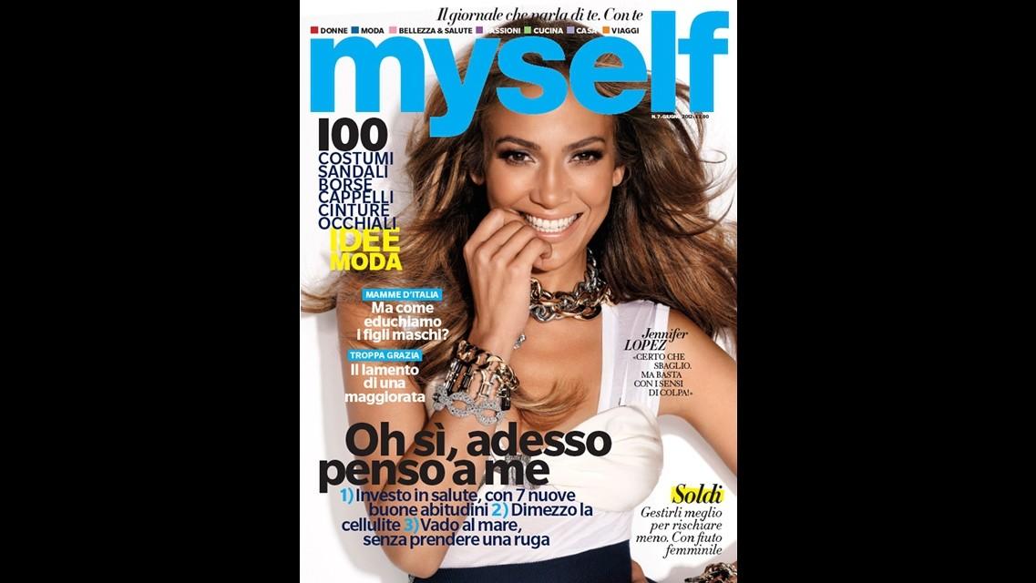 Jennifer Lopez: Ho 43 anni e sto con un 24enne, ma mi sono innamorata