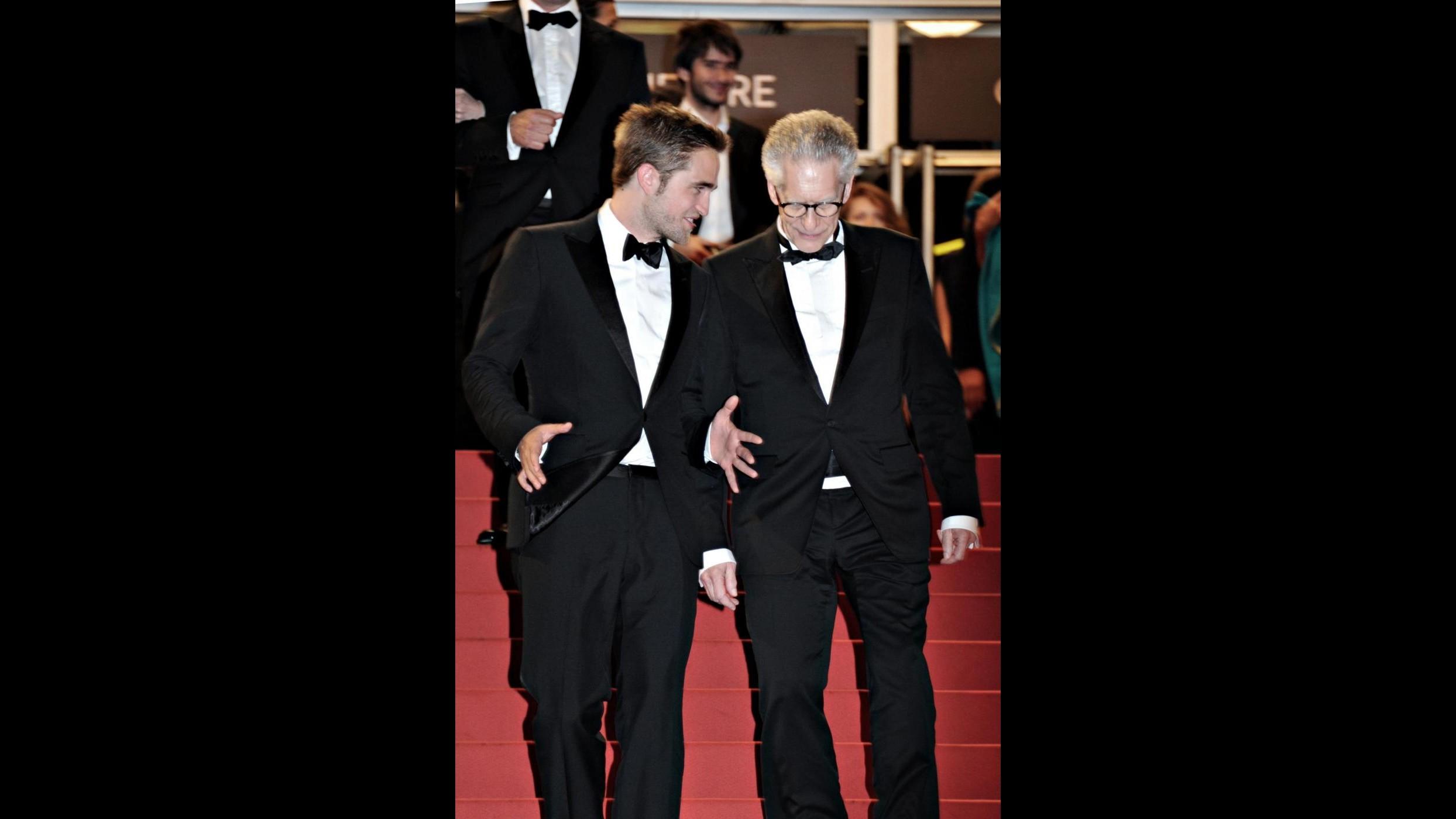 Robert Pattinson ha rifiutato le scene di nudo integrale