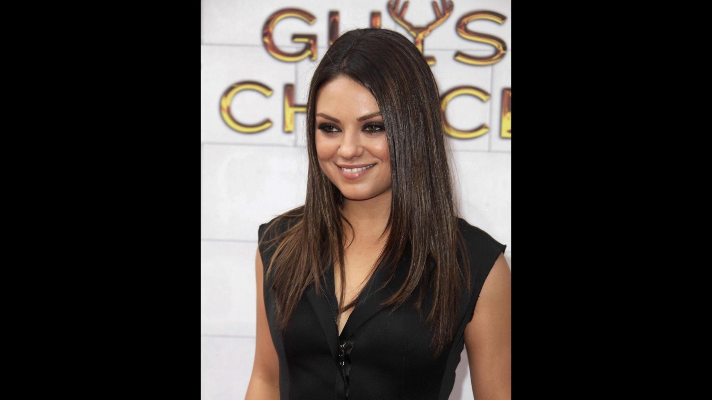 Mila Kunis: Non sono attraente ma simpatica