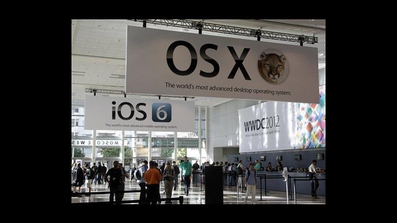 A conferenza San Francisco Apple lancia iOs 6 e nuovo MacBook Pro