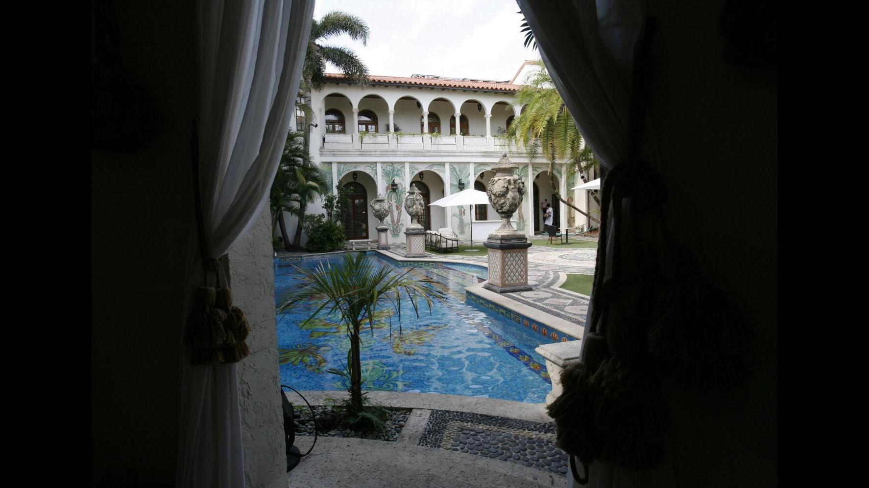 In vendita la villa di Miami dove è morto Versace