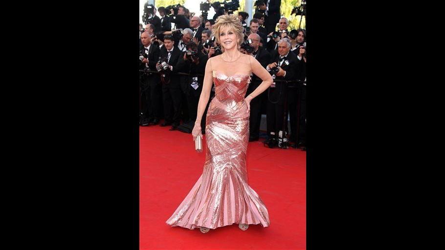 Jane Fonda, a 74 anni ancora protagonista del glamour e di nuovi film