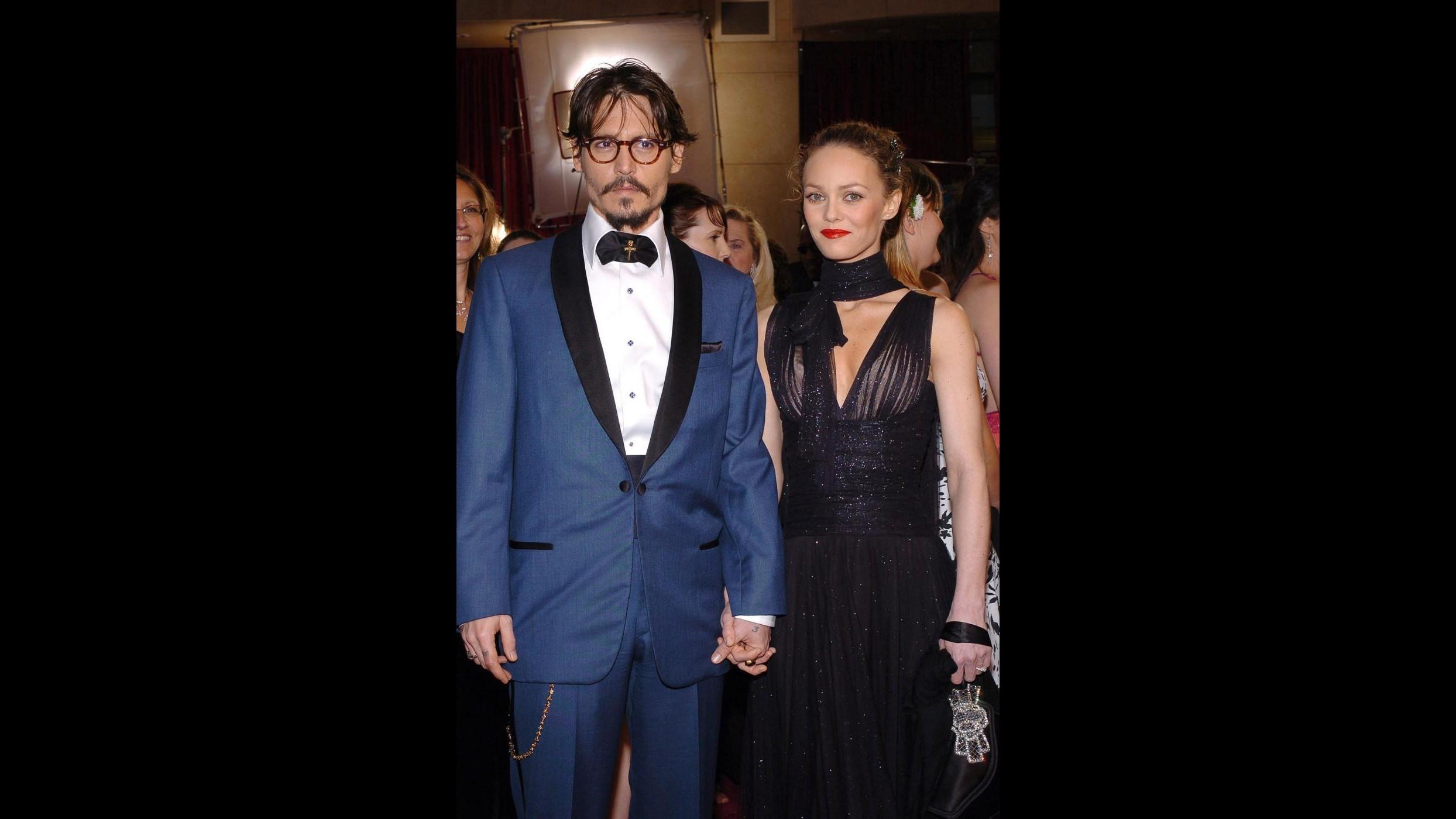 Johnny Depp era annoiato da Vanessa Paradis