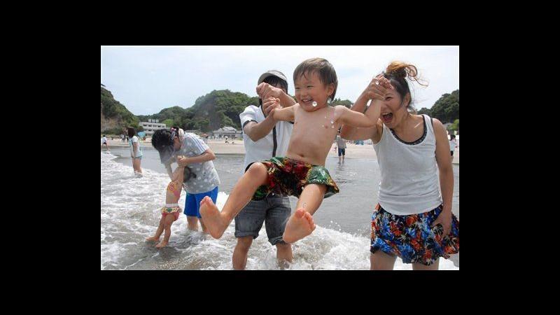 Giappone, riapre spiaggia Fukushima per prima volta da crisi nucleare