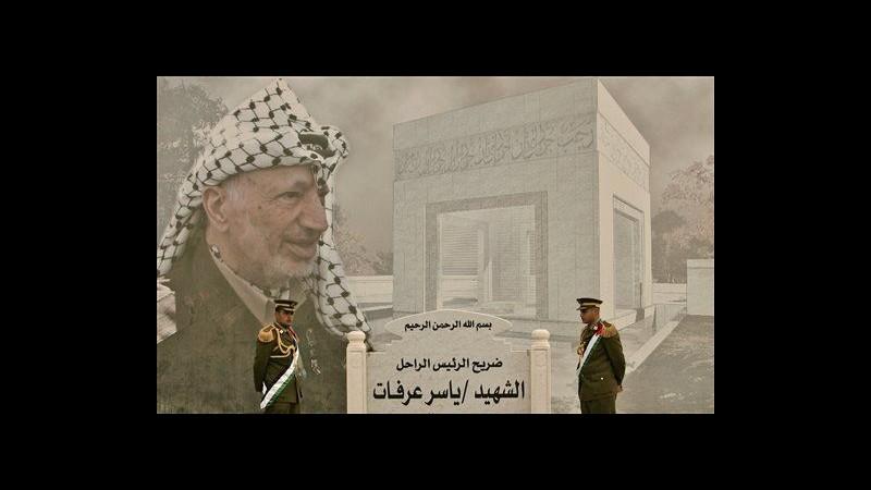 Su morte Arafat accuse a Israele, in dubbio rapporto medici francesi