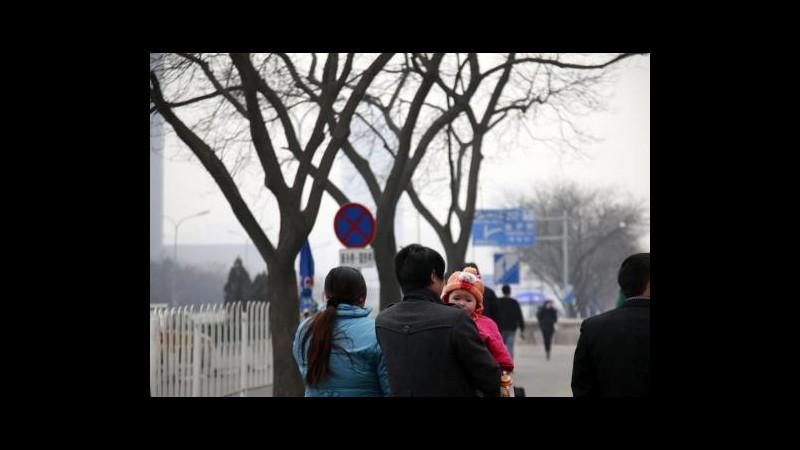 Cina risarcirà donna costretta ad abortire al settimo mese