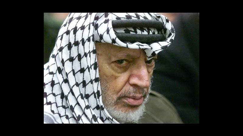 Abbas: Via libera a esumazione resti Arafat