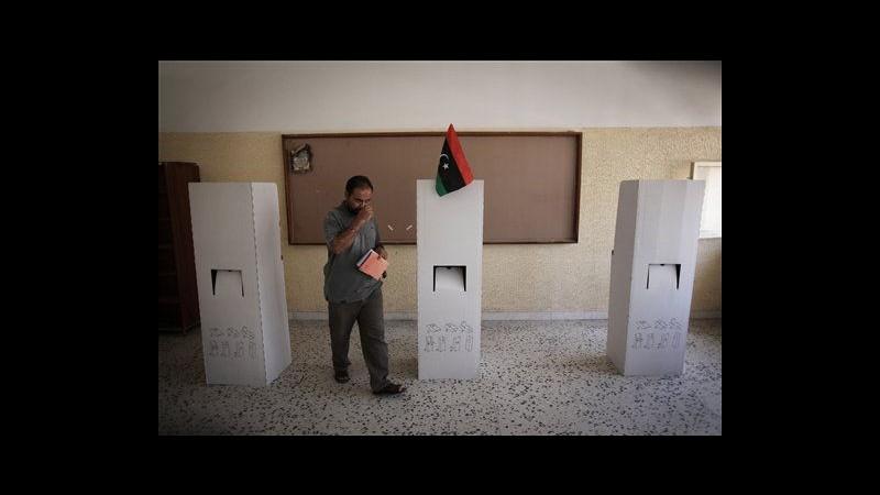 Libia, liberali annunciano vantaggio, commissione elettorale smentisce