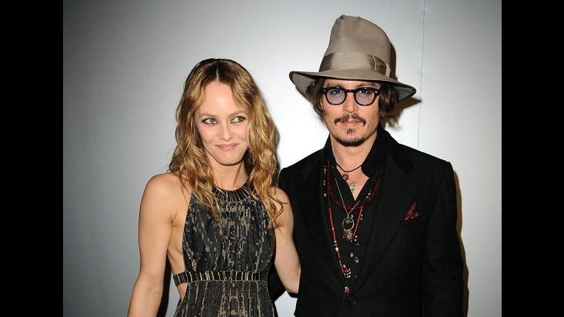 Vanessa Paradis e Johnny Depp, rancori e litigi prima del divorzio