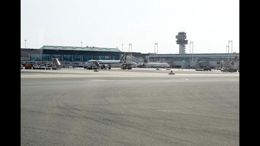 Roma, Cessna sbaglia rotta: sospesi due atterraggi a Fiumicino