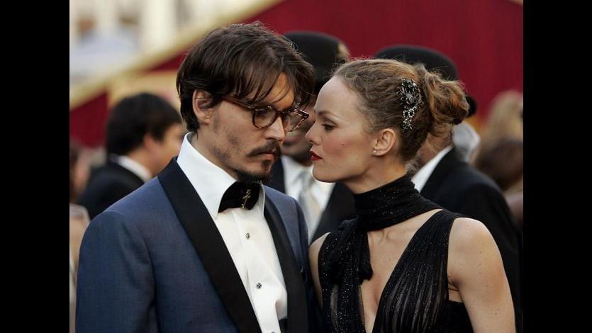 Johnny Depp torna nel sud della Francia e da Vanessa
