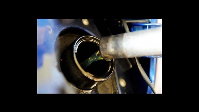 Carburanti, terzo giorno consecutivo di aumenti per benzina e diesel