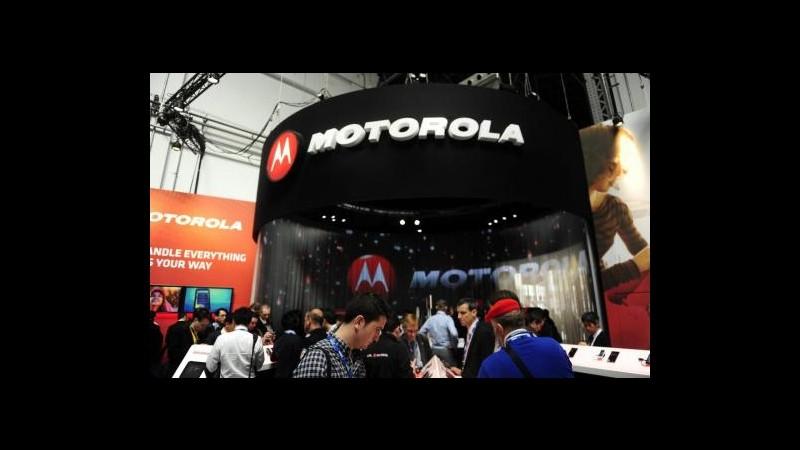 Google annuncia taglio di 4mila dipendenti in Motorola