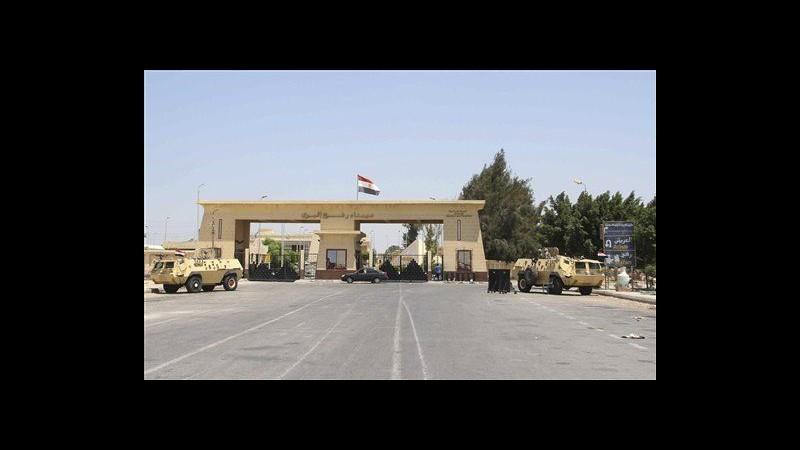 Egitto riapre valico Rafah per permettere rientro palestinesi a Gaza