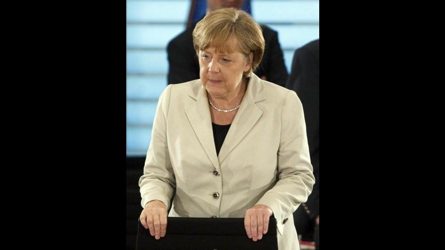 Crisi, export Germania verso eurozona -1,2%, in Italia -8,2%