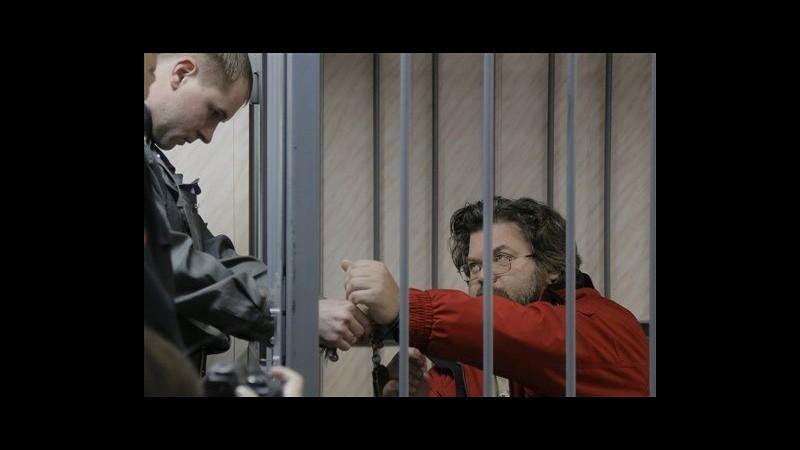 Russia, 2 mesi di detenzione ad attivisti Greenpeace: tra loro un italiano