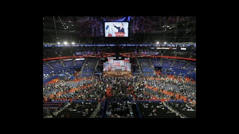 Usa 2012, al via convention repubblicani ma occhi puntati su Isaac