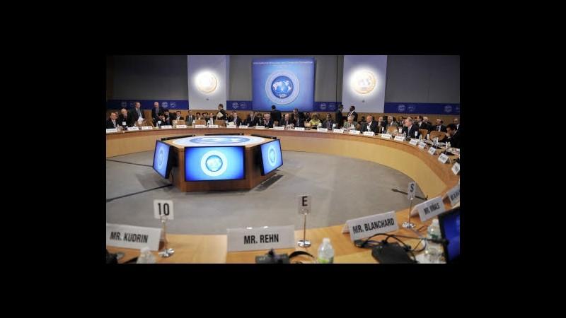 Crisi, Fmi: A eurozona serve bilancio comune contro shock economici
