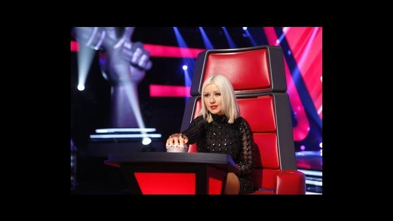 Christina Aguilera: Ho imparato a bilanciare carriera e famiglia