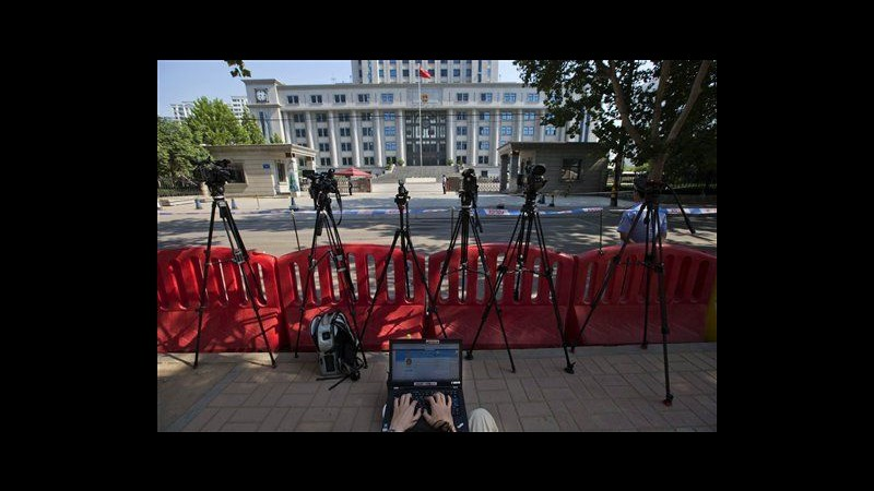 Cina, sentenza su Bo Xilai sarà annunciata domenica mattina