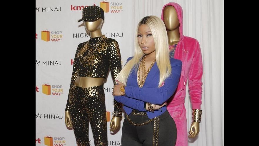 Nicki Minaj lancia una linea di abbigliamento a prezzi popolari