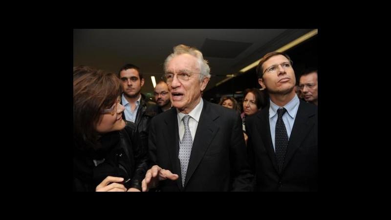 Mps, Bazoli: Escludo categoricamente un intervento di Intesa Sanpaolo