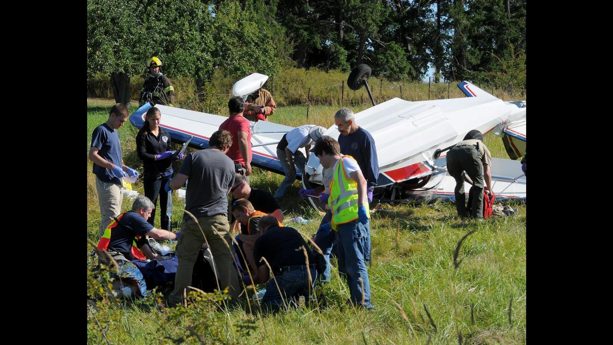 Lo scrittore Richard Bach in lento miglioramento dopo incidente aereo