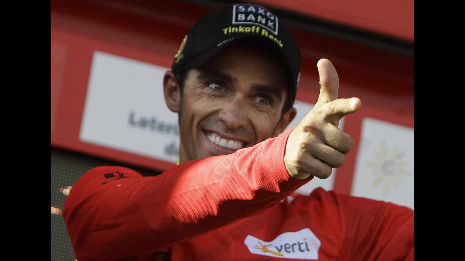 Ciclismo, Contador trionfa alla Vuelta ultima tappa a Degenkolb