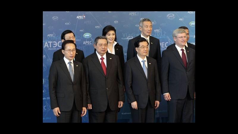 Paesi Apec: Lavoreremo contro crisi per stabilizzare economia