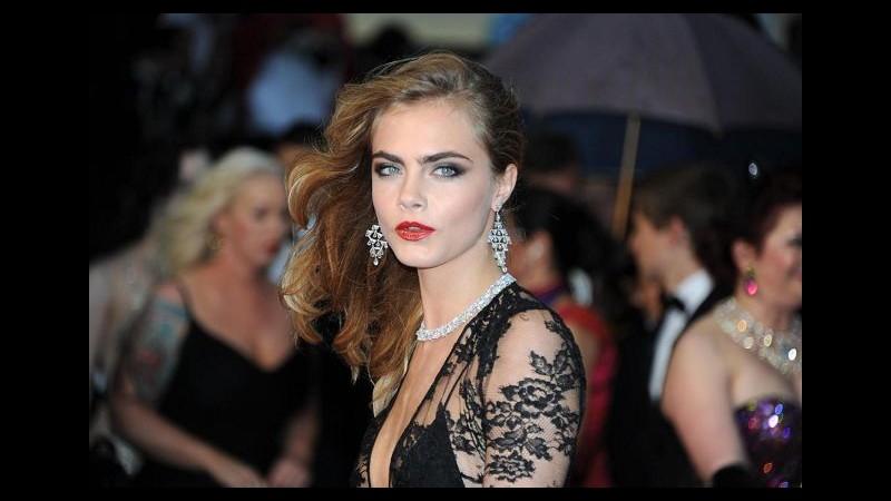 Cara Delevingne da modella ad attrice: sarà in film su Amanda Knox