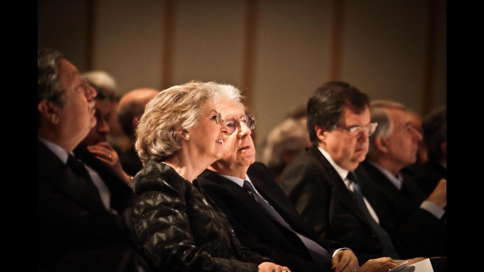 Elsa Monti a pranzo con signora Prodi, alleanze femminili a Cernobbio