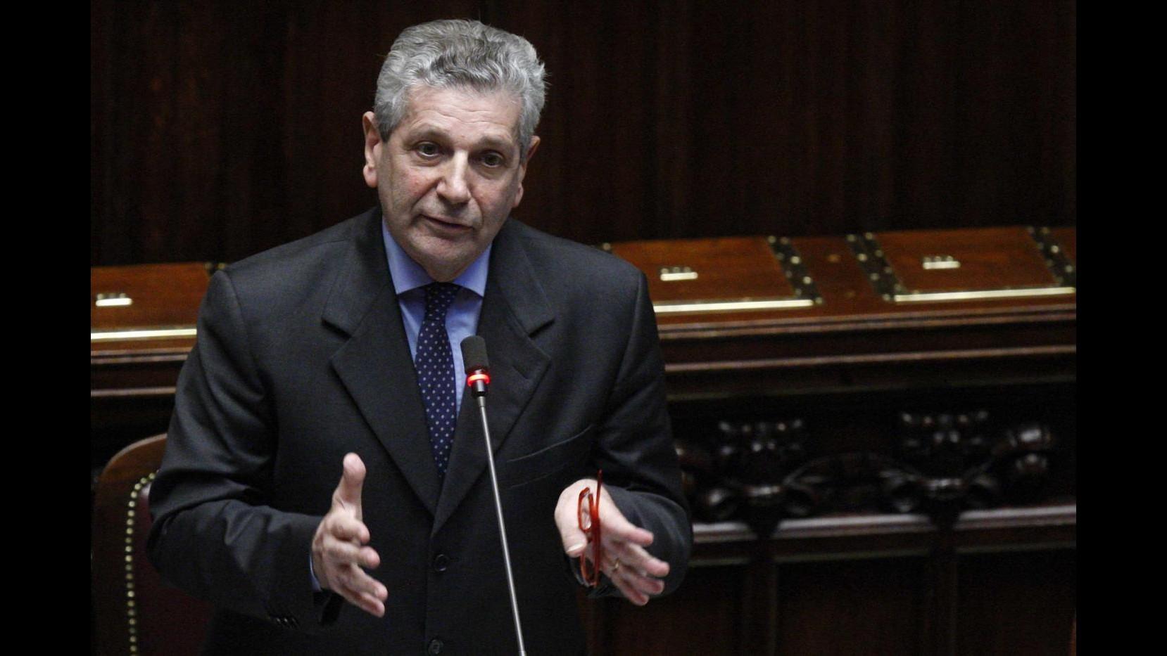 Crisi, Di Paola: Vinceremo anche questa sfida, italiani sanno reagire