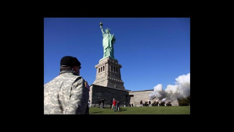 Usa, Statua della libertà e Grand Canyon riaprono nonostante shutdown