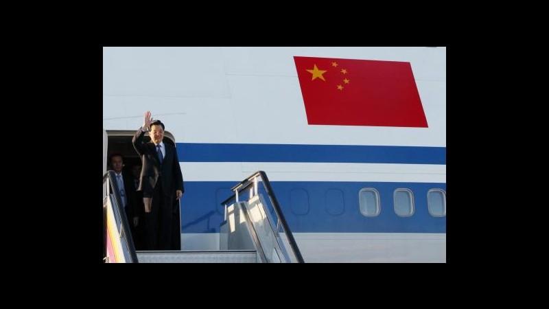Hu Jintao all'Apec: Economia in difficoltà, Cina impegnata su crescita