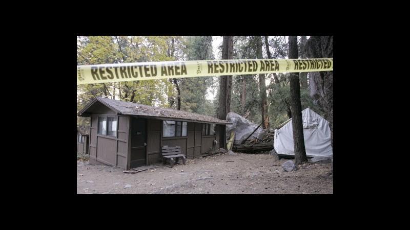 Usa, terza vittima tra visitatori parco Yosemite per virus roditori